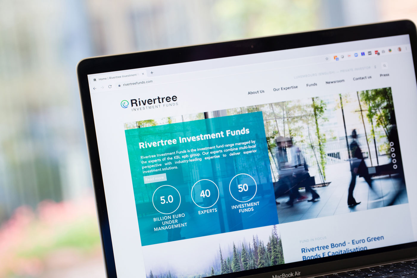 Rivertree funds